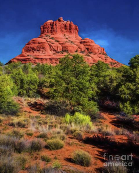 Photograph - Bell Rock Dream by Jon Burch Photography