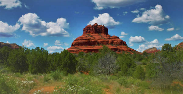 Photograph - Bell Rock In Sedona by Ola Allen
