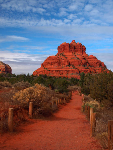 Photograph - Bell Rock by James Peterson