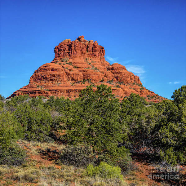 Photograph - Bell Rock by Jon Burch Photography