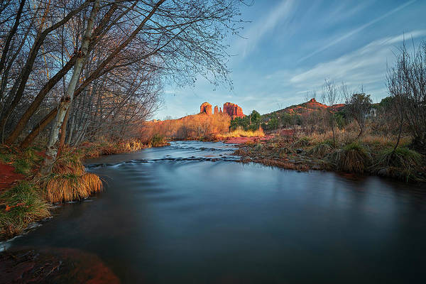 Photograph - Bell Rock Movement by Jon Glaser