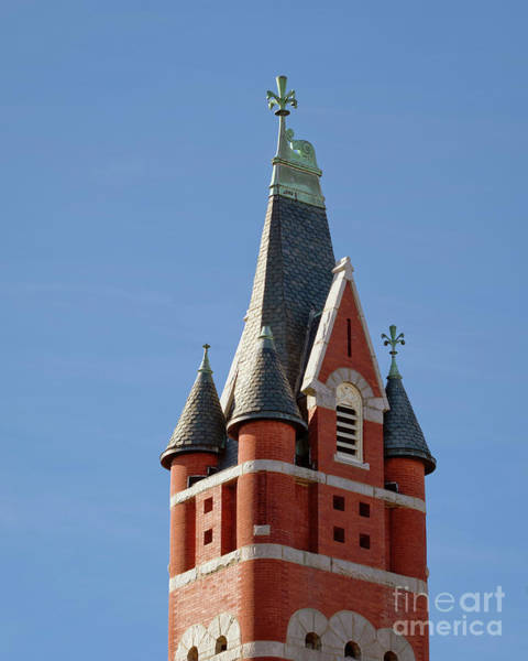 Photograph - Bell Tower 1 C by Patrick M Lynch