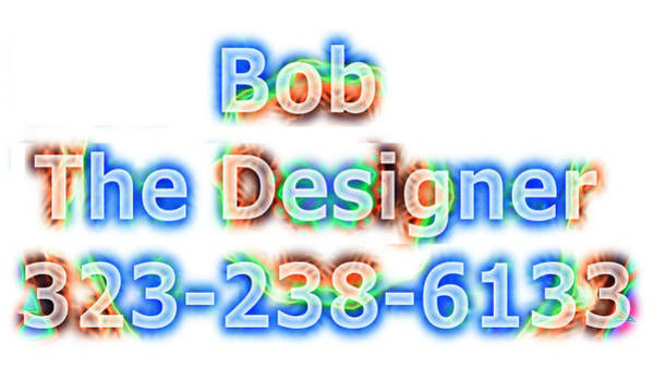 Robbie Digital Art - Bell Web And Graphic Design 323-238-6133 by Robbie Commerce