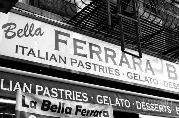 Wall Art - Photograph - Bella Ferrara by John Rizzuto