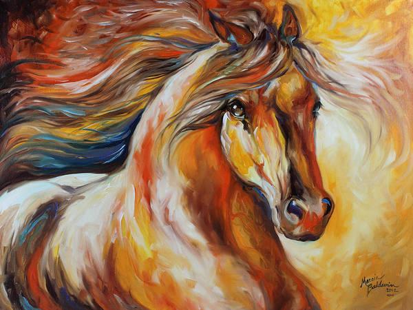 Painting - Bella by Marcia Baldwin
