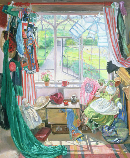 Wall Art - Photograph - Bella's Room by Timothy Easton