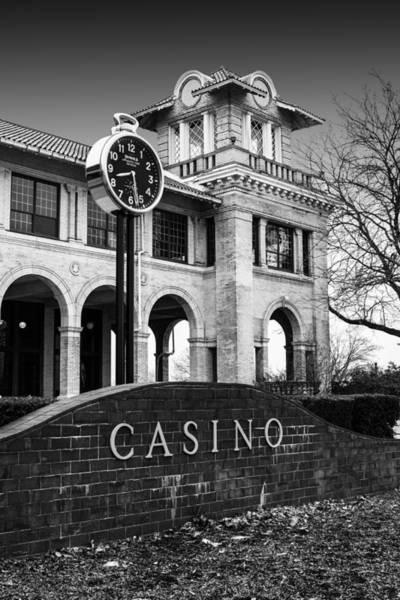 Belle Isle Photograph - Belle Isle Casino by Pat Eisenberger