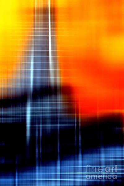 Digital Art - Belle Paris by John Rizzuto