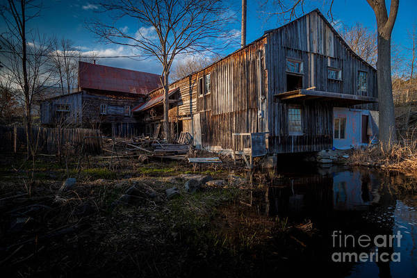 Photograph - Bellrock Mill by Roger Monahan