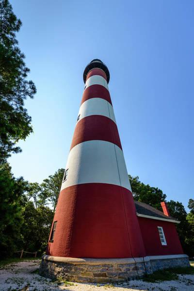 Photograph - Below The Lighthouse by Michael Scott