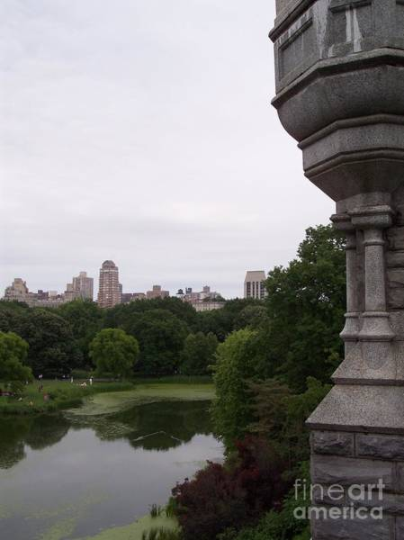 The Belvedere Photograph - Belvedere Castle 3 by David A James