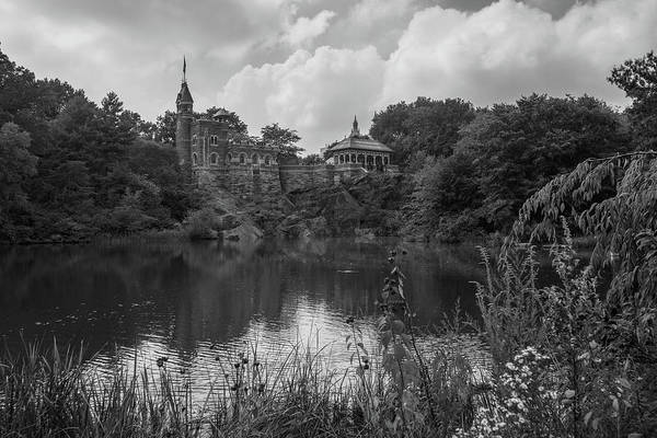 The Belvedere Photograph - Belvedere Castle Central Park Nyc  by John McGraw