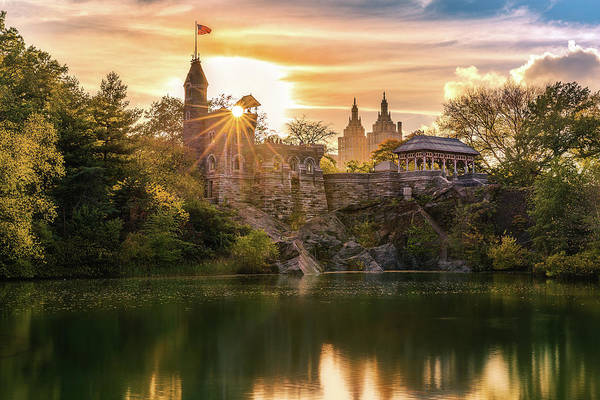 Wall Art - Photograph - Belvedere Castle by Mihai Andritoiu