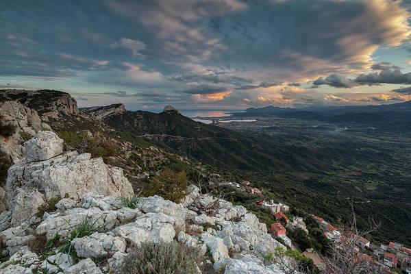 Photograph - Belvedere Of Baunei by Daniele Fanni