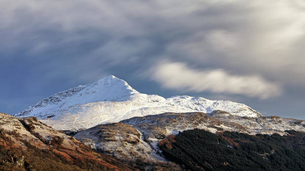 Photograph - Ben Lomond by Grant Glendinning