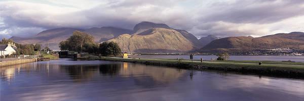 Wall Art - Photograph - Ben Nevis Scotland by Donald Buchanan