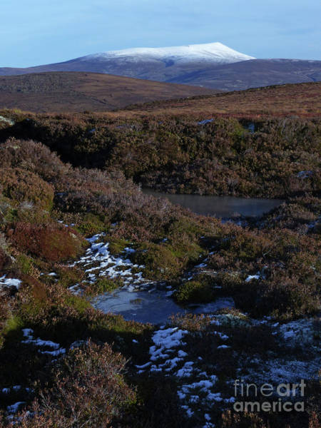 Photograph - Ben Rinnes - November by Phil Banks