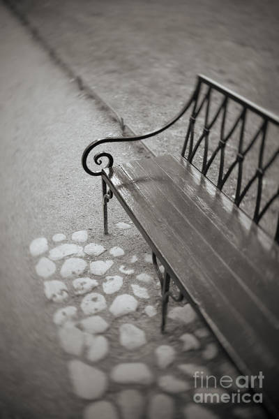 Photograph - Bench #0050 by Andrey Godyaykin