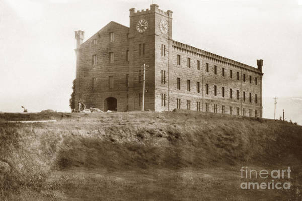 Photograph - Benicia Armory 1851-1964 by California Views Archives Mr Pat Hathaway Archives