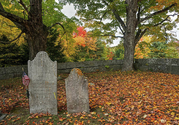 Benjamin Butler Grave Art Print