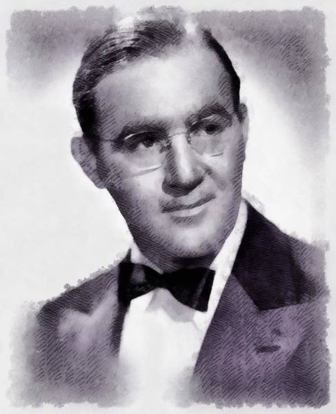 Benny Painting - Benny Goodman, Musician by John Springfield