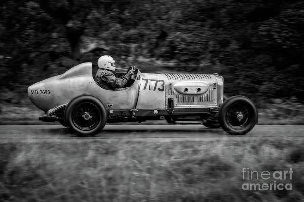 Photograph - Bentley 1924 by Adrian Evans