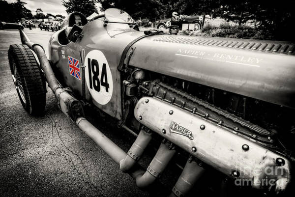 Wall Art - Photograph - Bentley Classic by Adrian Evans
