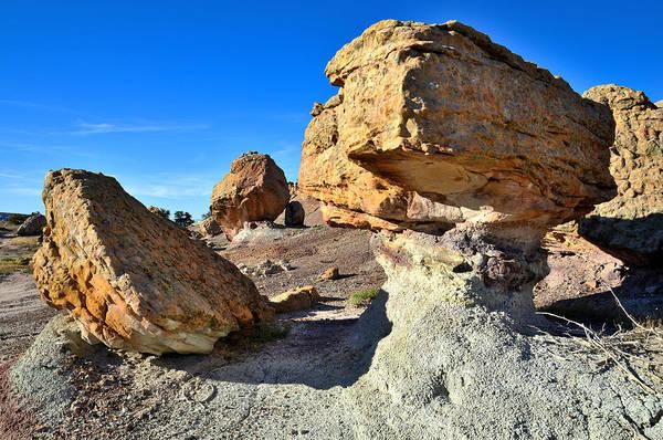 Photograph - Bentonite Natural Area by Ray Mathis
