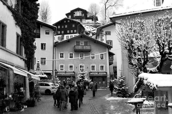 Photograph - Berchtesgaden Day by John Rizzuto