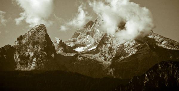 Wall Art - Photograph - Berchtesgaden Mountains by Frank Tschakert