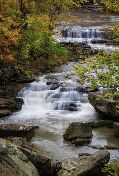 Photograph - Berea Falls by Dale Kincaid
