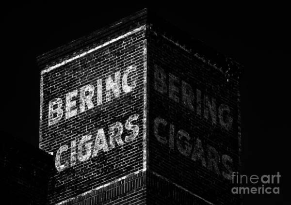 Cigar Photograph - Bering Cigar Factory by David Lee Thompson