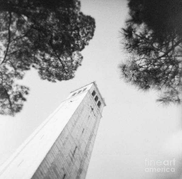 Photograph - Berkeley Campanile by Ana V Ramirez