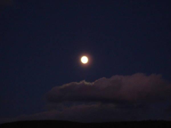 Wall Art - Photograph - Berkshire Moonlight 2 by Dahlia Tumavicus