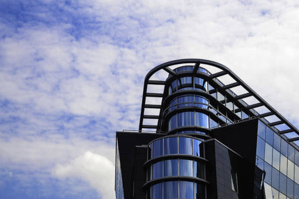 Photograph - Berlin Architecture by Chris Coffee