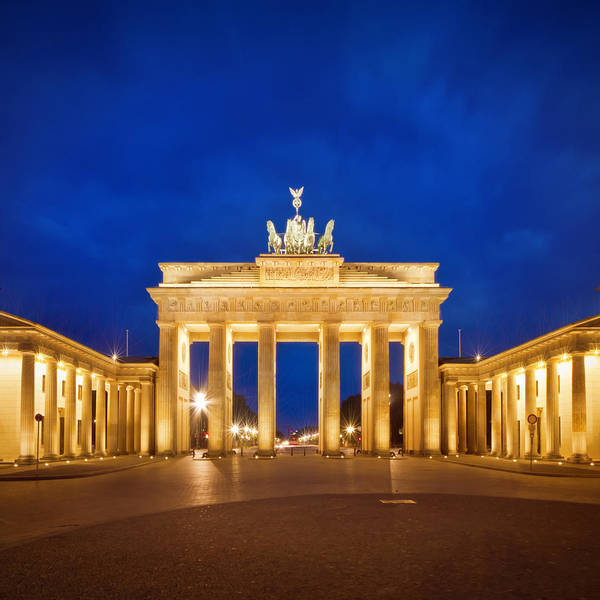 Wall Art - Photograph - Berlin Brandenburg Gate by Melanie Viola