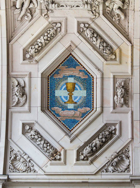 Photograph - Berliner Dom Mosaics by Ross Henton
