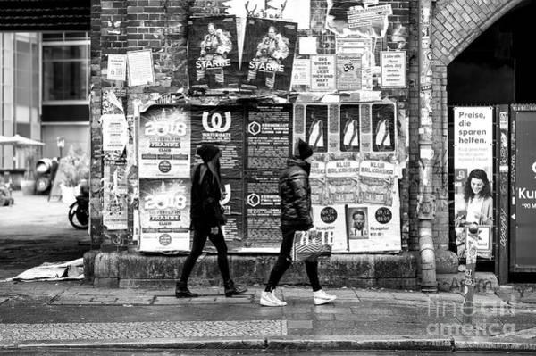 Wall Art - Photograph - Berliners by John Rizzuto