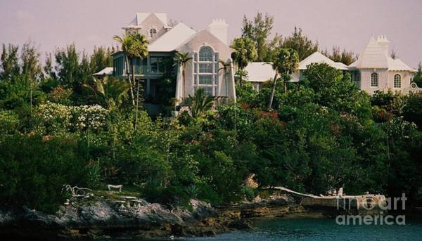 Wall Art - Photograph - Bermuda Mansion Vision # 4 by Poet's Eye