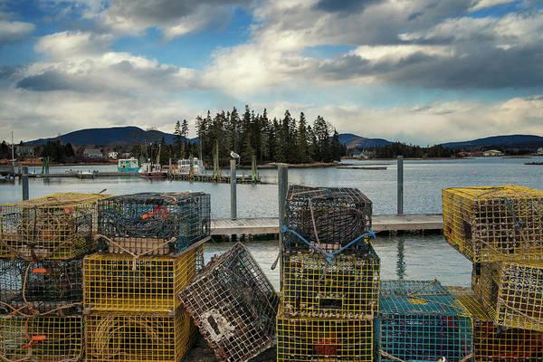 Photograph - Bernard Harbor In Anp by Darylann Leonard Photography