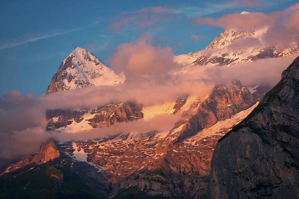 Wall Art - Photograph - Berner Oberland by Christian Heeb
