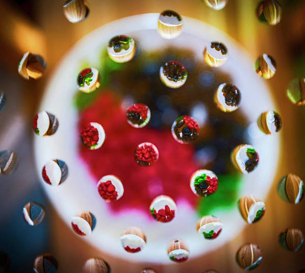 Wall Art - Photograph - Berries by Piotr Gozdek