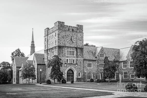 Photograph - Berry College Ford Auditorium by University Icons