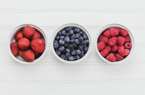 Photograph - Berry Fresh by Kim Hojnacki