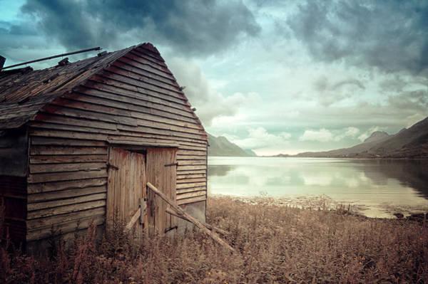 Photograph - Beside The Lake by Radek Spanninger