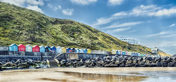 Photograph - Beside The Seaside by Nick Bywater