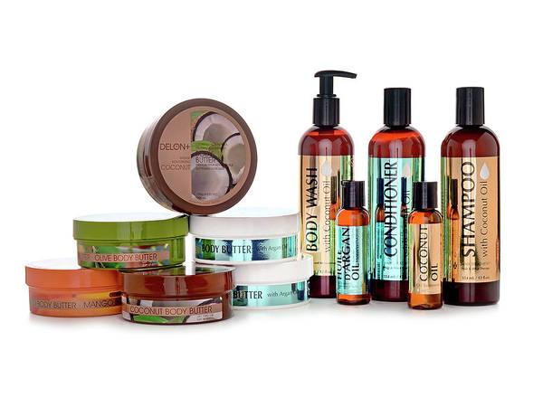 Avocado Mixed Media - Best Beauty Products In India by Delon India