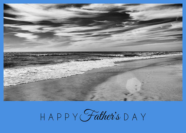 Photograph - Best Fathers Day Card by Alison Frank