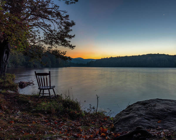 Photograph - Best Seat In The House by Mike Koenig