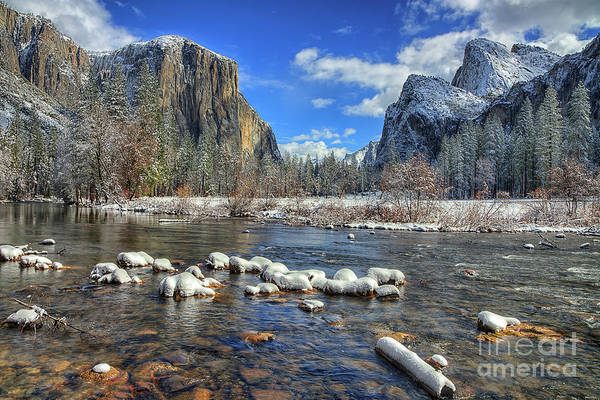 Photograph - Best Valley View Yosemite National Park Image by Wayne Moran